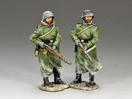 Battle of the Bulge: Winter Guards