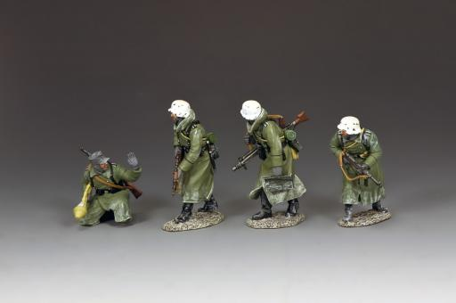 Battle of the Bulge: 4 Winter Soldiers