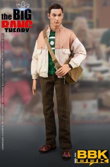 Mr.Sheldon - Taxi Driver - im Maßstab 1:6 (ca. 30cm große Figur)