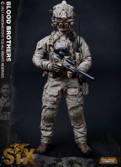 Blood Brothers - Seal Team VI in 1/6