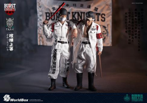 1/6th scale Bousouzoku Collectible Figure twopack 1/6