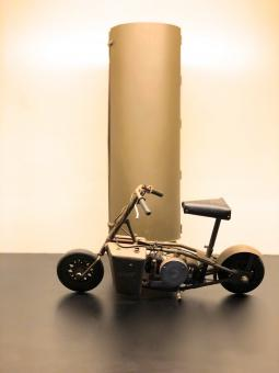 Welbike Scooter + Abwurfbehälter  1/6