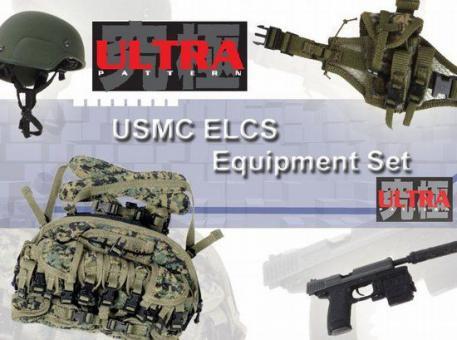 USMC ELCS Equipment Set 1/6