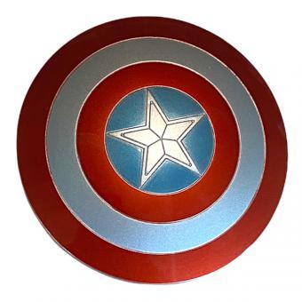 CAPTAIN AMERICA Metal Shield 1/6