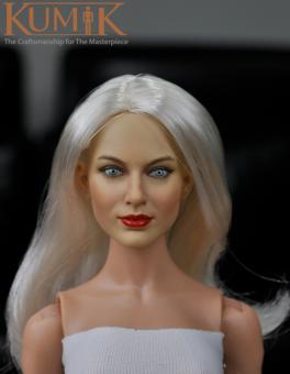 Caucasian Female Headsculpt  KM16-23A