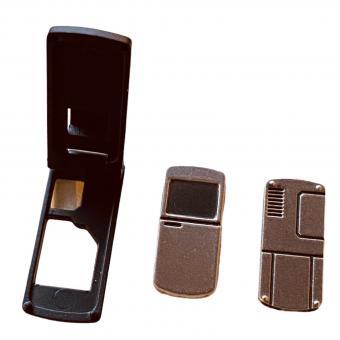 Cell Phone (Set) modern 1/6