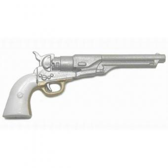 Civil War- Revolver- 1860 Army Colt, Ivory Grip
