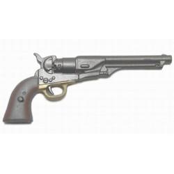 Civil War- Revolver- 1860 Army Colt, Russet Grip