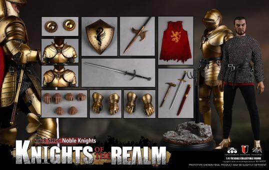 Series Of Empires - Knight Of The Realm NOBLE KNIGHT 1/6