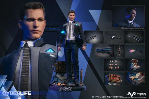 Cyberlife Android Changes World - Detroit Revolution The Negotiator 1/6