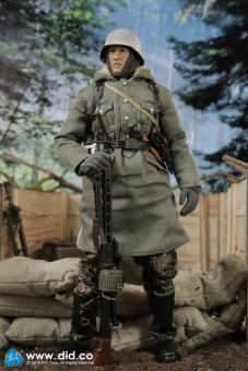 Dustin - SS-Panzer-Division Das Reich MG42 Gunner - Figure in 1:6 scale