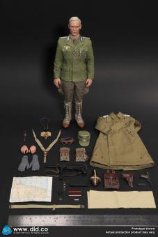 DAK-Wilhelm - WWII German Infantry Captain