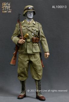 WWII Afrika Korps Wehrmacht Uniform Set 1/6