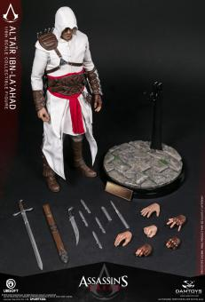 Damtoys–Assassin's CreedⅠ–1/6th scale Altair Collectible Figure Specifications