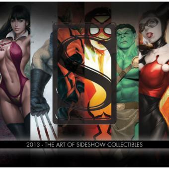 The Art of Sideshow Collectibles Calendar 2013