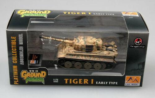 1:72 Deutscher Tiger I (Early) - Lah Kursk 1943