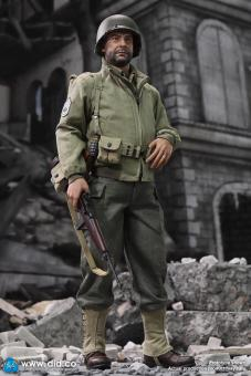 Sergeant Horvath - WWII US 2nd Ranger Battalion Series 5 - in 1/6 scale