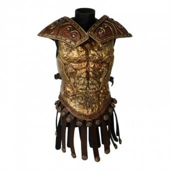 Diecast Body Armor (Gold) Ares God of War. (1:6)