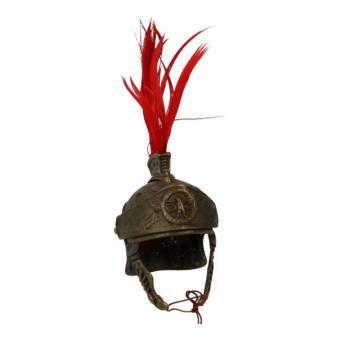 Diecast Praetorian Attic Helm (Gold) 1/6