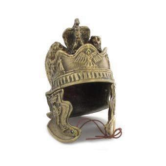 Die Cast Theilenhofen Helmet (Gold) 1/6