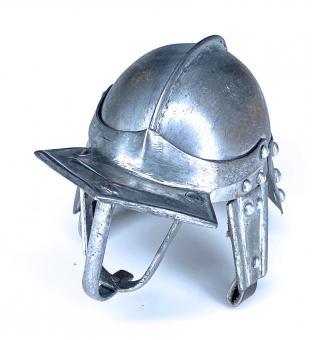 Die Zischägge, auch Pappenheimer-Helm in Metal 1/6