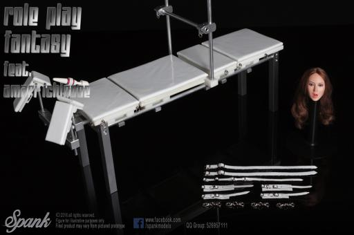 Dominos Restrait Bench BDSM 1/6