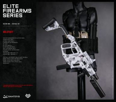1/6 Elite Firearms Series 3 - Vector SMG Tactical Set (Alpine)