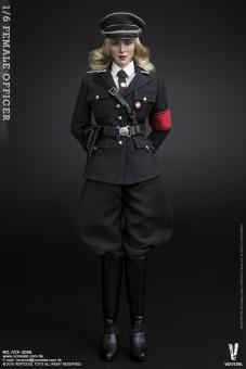 1/6 Female SS Officer