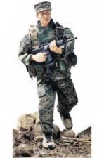 Elite Force BBI Captain Arthur Fenton USMC Figur im Masstab 1/6
