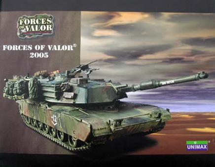 Forces of Valor catalog 2005