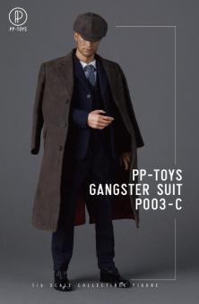 1919 Gangster Suit Set (Blue) 1/6