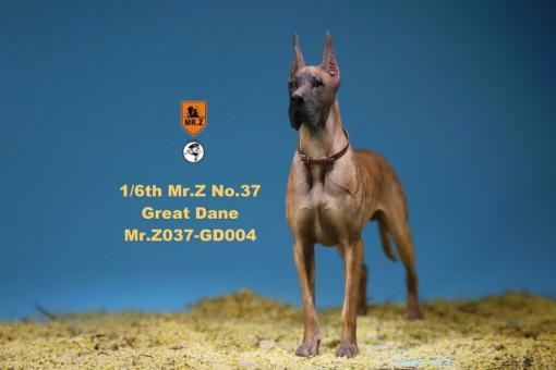 German Great Dane Dog (Brown) 1/6
