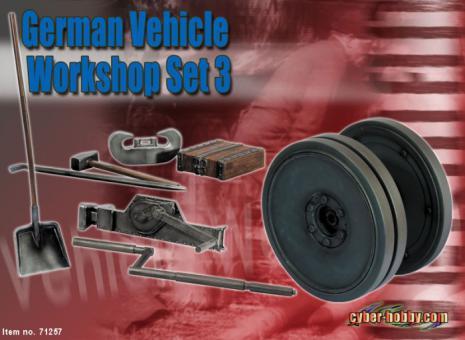 German Vehicle Workshop 3 - Exclusive1/6