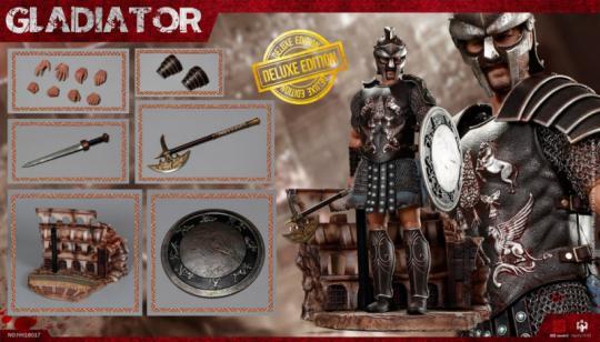 1/6 Empire Legion - Empire Gladiator (Deluxe Version)