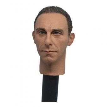 Goebbels Kopf  in Museumsqualität