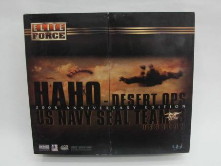 Haho, BBi 2005 Anniversary Figure SEAL Team 3 HALO