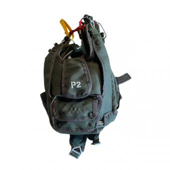 Halo Fallschirm  1/6 (green) Parachute