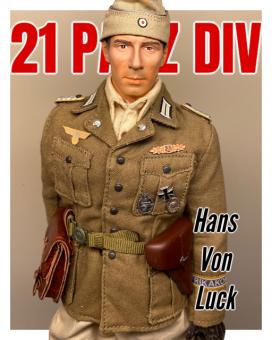 Hans von Luck - ohne Verpackung