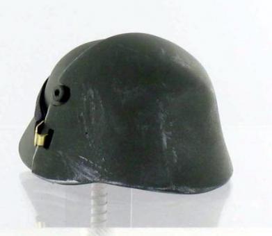 M 1916 Helm, mit Stirnplatte, abnehmbar