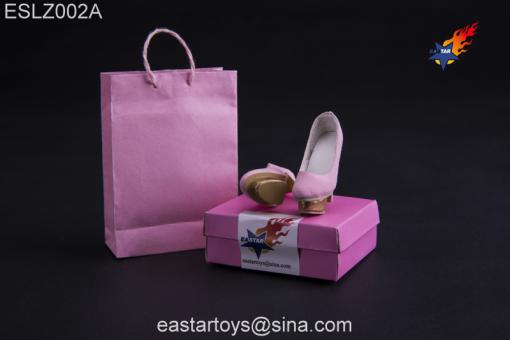Female Exclusive Shoes (Pink) 1/6