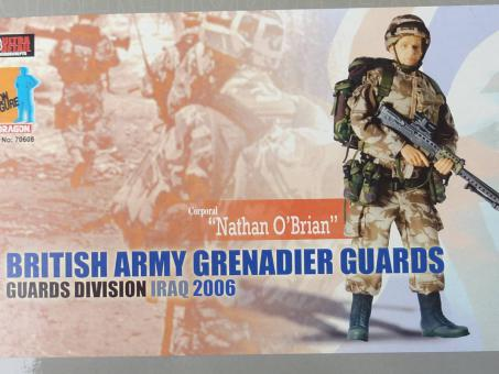 """Corporal """"Nathan O'Brian"""" British Army Grenadier Guards,"""