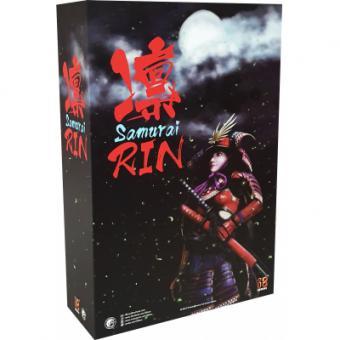 Rin (Red Armor Version) - im Maßstab 1:6