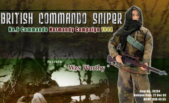 Wes Worthy Sniper