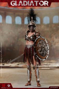 1/6 Imperial Legion - Imperial Female Warrior (Black Version)