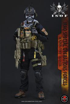Iraq Special Operations Forces - Raise The Black