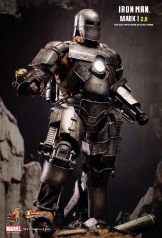 Iron Man Mark I (2.0) mit Shipper !!