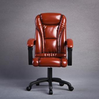 Boss Chair (RedBrown) 1/6 - im Maßstab 1:6