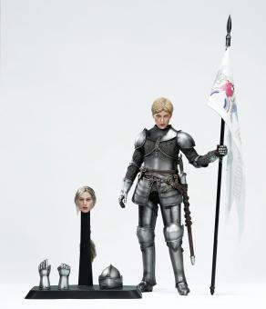 Johanna von Orleans  1/6 Figur