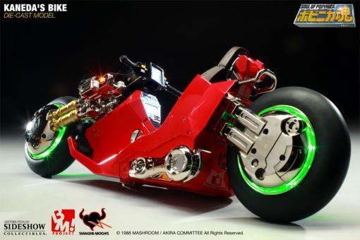 Kaneda's Bike Die-cast Model 1/6