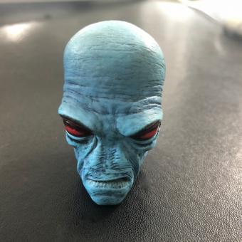 Custom 1/6 Action Figure Head Sculpt-Bane